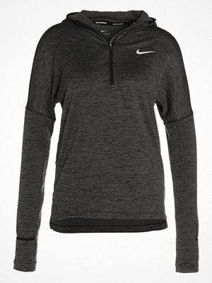 Street & luvtröjor - Nike Performance HOODIE Sweatshirt black/heather/black