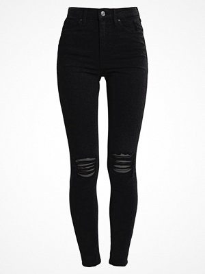 Topshop JAMIE NEW Jeans Skinny Fit black