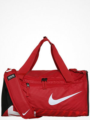 Nike Performance ALPHA ADAPT CROSS BODY  Sportväska red/black