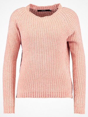 Vero Moda VMCOMMERCE Stickad tröja rose cloud
