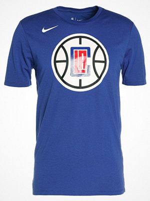 Nike Performance LOS ANGELES CLIPPERS Tshirt med tryck rush blue