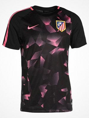 Nike Performance ATLETICO MADRID  Klubbkläder black/laser pink/laser pink