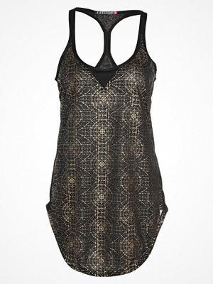 Sportkläder - Elle Sport Funktionströja black/gold