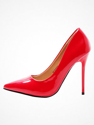 Lost Ink ALICIA COURT Klassiska pumps red