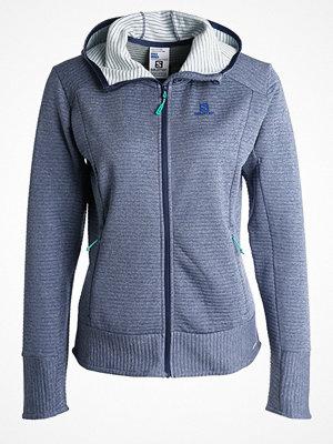 Salomon RIGHT NICE  Sweatshirt medieval blue