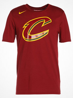 Nike Performance CLEVELAND CAVALIERS Tshirt med tryck team red