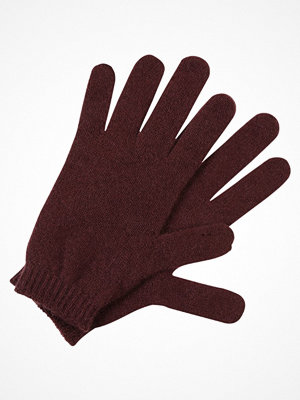 Handskar & vantar - Benetton Fingervantar burgundy