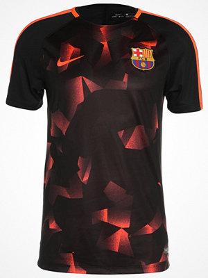 Nike Performance FC BARCELONA Klubbkläder black/hyper crimson