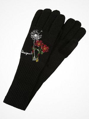 Handskar & vantar - Desigual GLOVES BOTANIC Fingervantar black