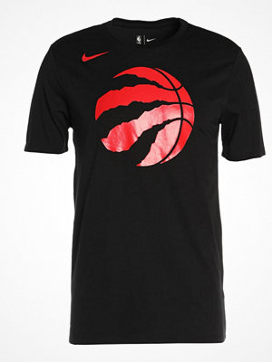 Sportkläder - Nike Performance TORONTO RAPTORS  Tshirt med tryck black