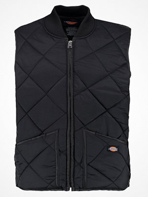 Västar - Dickies DIAMOND Väst black