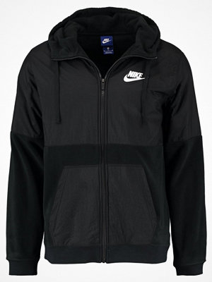 Sportjackor - Nike Sportswear WINTER Fleecejacka black/white