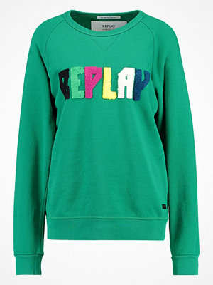 Replay Sweatshirt light emerald green