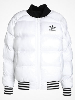 Adidas Originals Vinterjacka white