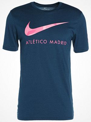 Sportkläder - Nike Performance ATLETICO MADRID PRESEASON Klubbkläder space blue