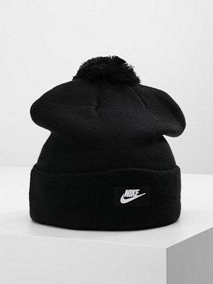 Mössor - Nike Sportswear BEANIE  Mössa black/white