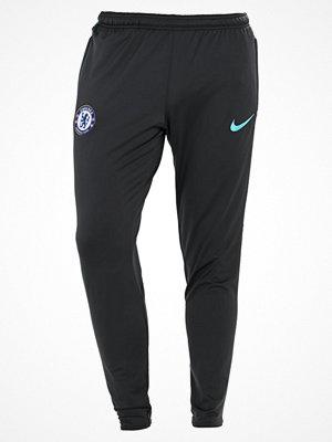 Nike Performance CHELSEA LONDON DRY SQUAD Klubbkläder anthracite/omega blue