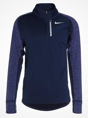 Sportkläder - Nike Performance THERMA SPHERE ELEMENT Funktionströja binary blue/purple comet/heather/silver