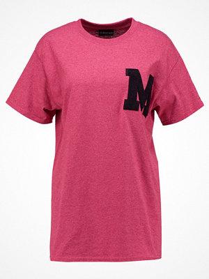 12 Midnight VARSITY Tshirt med tryck red