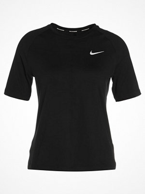 Nike Performance Tshirt bas black/reflective silver