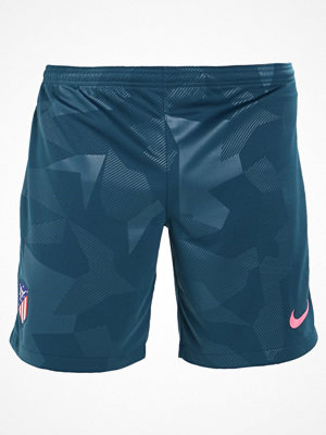 Nike Performance ATLETICO MADRID  Träningsshorts space blue/laser pink