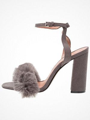 Topshop MAISON BLOCK  Sandaletter grey