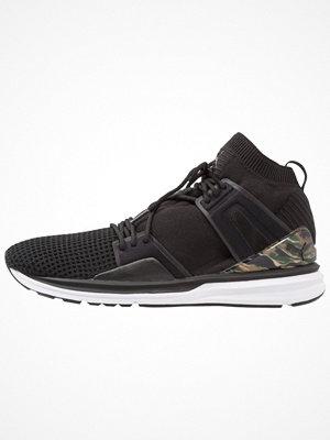 Puma B.O.G LIMITLESSHI WAFFLEKNIT Höga sneakers black/white