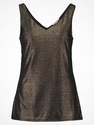 Anna Field Linne bronze/black