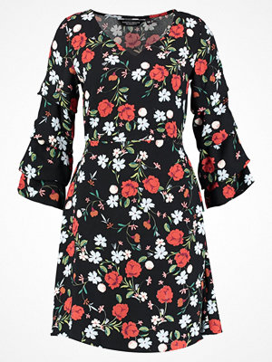Dorothy Perkins FLORAL TRIM DETAIL WINTER Sommarklänning multicoloured