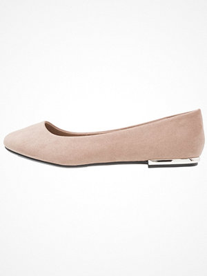 Ballerinaskor - New Look Wide Fit WIDE FIT LUNA Ballerinas light brown