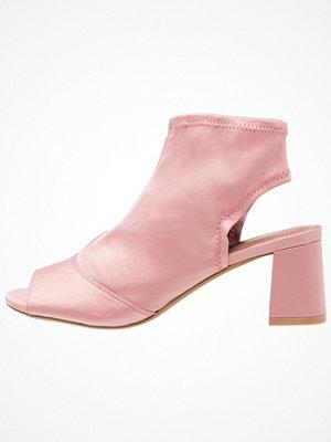 Topshop DISCO Sandaler med skaft pink