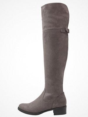 Head over Heels by Dune TULLULAH Overkneeskor grey