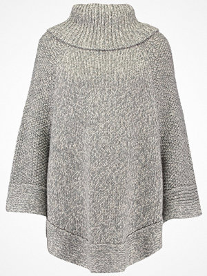 Tom Joule Poncho grey marble