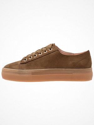 Topshop CARAMEL GUMSOLE   Sneakers khaki