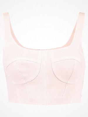 Topshop LONDON FASHION WEEK  Blus pink