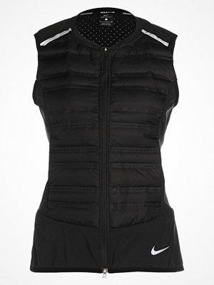 Nike Performance Väst black/metallic silver