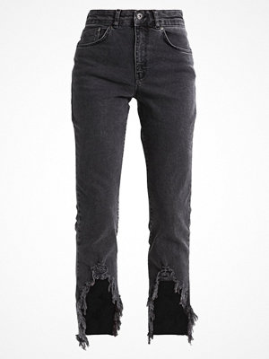 The Ragged Priest THROWBACK Jeans bootcut charcoal