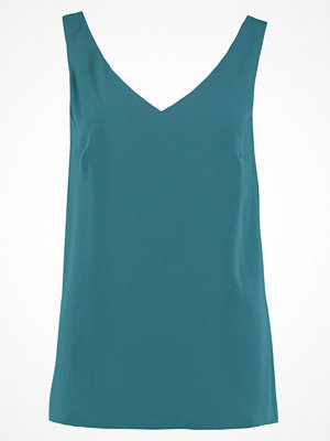 Wallis V NECK CAMI Blus teal