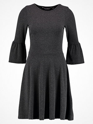 Dorothy Perkins FLUTE SLEEVE SOFT TOUCH  Jerseyklänning charcoal
