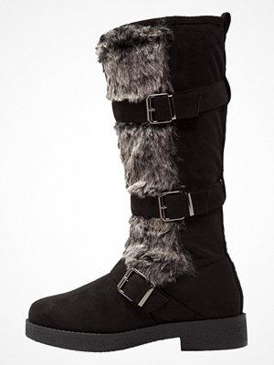New Look BLURRY Klassiska stövlar black