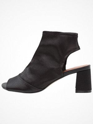 Topshop DISCO Sandaler med skaft black
