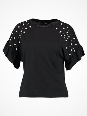 Vero Moda VMBACALL Tshirt med tryck black