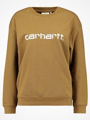 Carhartt WIP Sweatshirt hamilton brown/wax