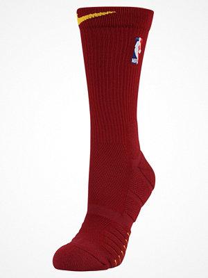 Strumpor - Nike Performance NBA ELITE QUICK CREW Träningssockor team red/university gold