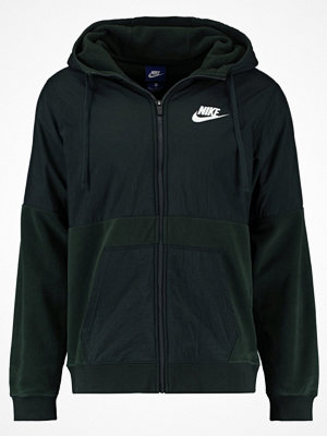 Sportjackor - Nike Sportswear WINTER Fleecejacka outdoor green/white