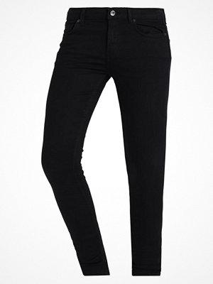 Jeans - Topman EGYPT DEEJAY Jeans Skinny Fit black
