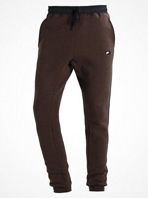 Nike Sportswear MODERN BRUSHED FLEECE Träningsbyxor baroque brown