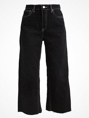Topshop Jeans bootcut black