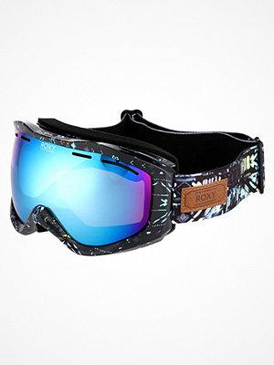 Skidglasögon - Roxy SUNSET ART Skidglasögon true black/savanna