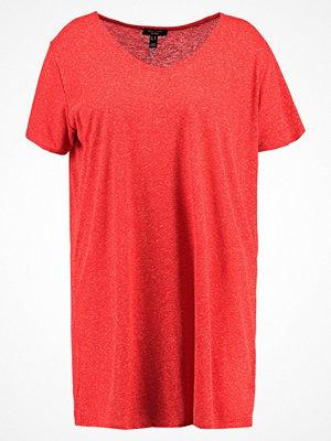 New Look Curves BOYFRIEND  Tshirt bas red